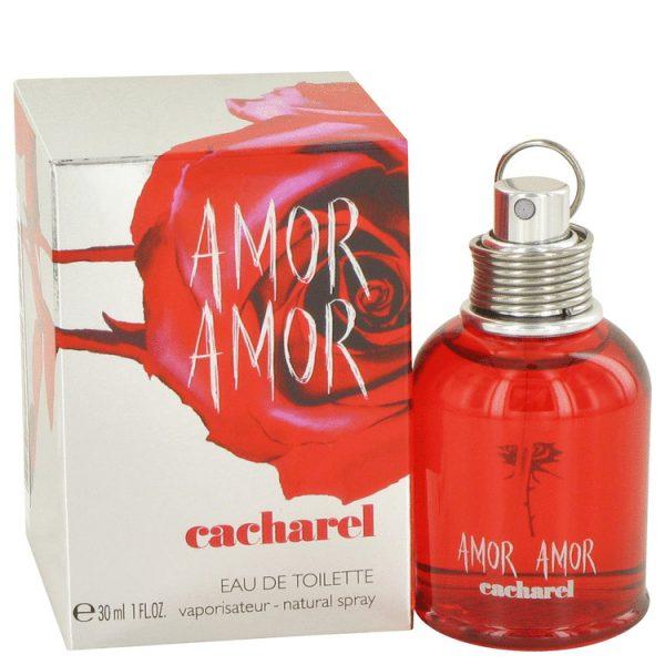 Amor Amor by Cacharel EDT Spray 30ml 1oz