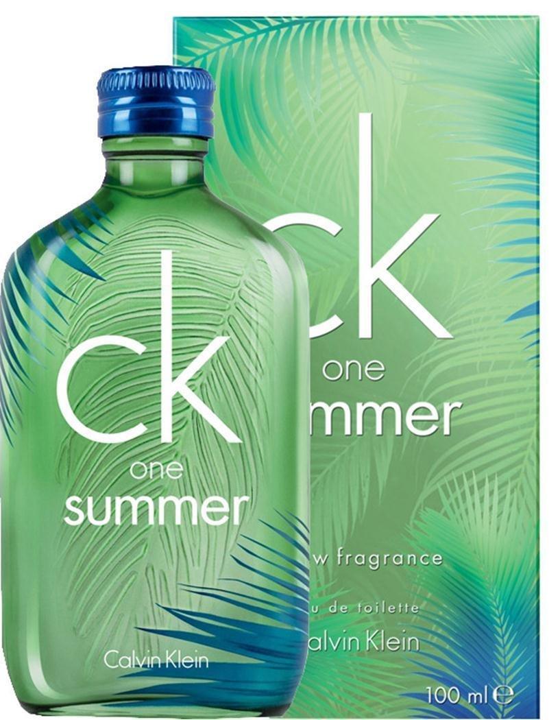 Calvin Klein CK One Summer 2016 Eau de Toilette 100ml EDT Spray – SoLippy 4b2ed1a502