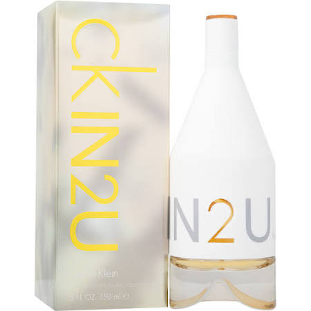 Calvin Klein IN2U Eau de Toilette 150ml EDT Spray