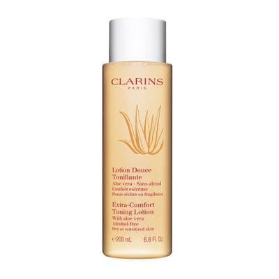 Clarins Extra Comfort Toning Lotion DrySensitive Skin 200m