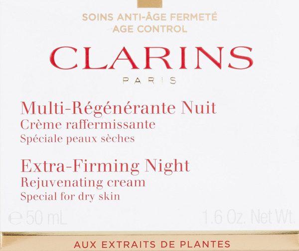 Clarins Extra Firming Night Cream 50ml Dry Skin