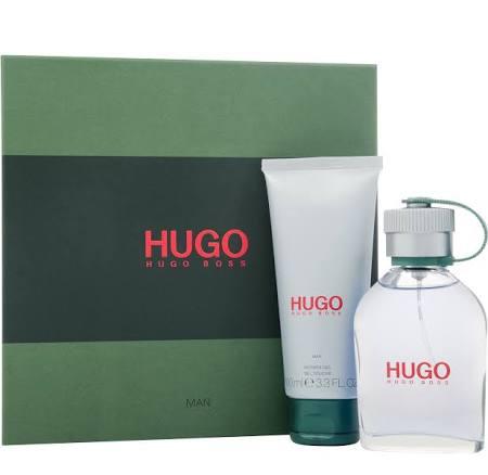 Hugo Boss Hugo Gift Set 75ml EDT 100ml Shower Gel 1