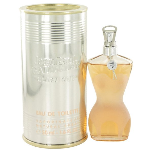 Jean Paul Gaultier Classique Eau de Toilette 50ml EDT Spray