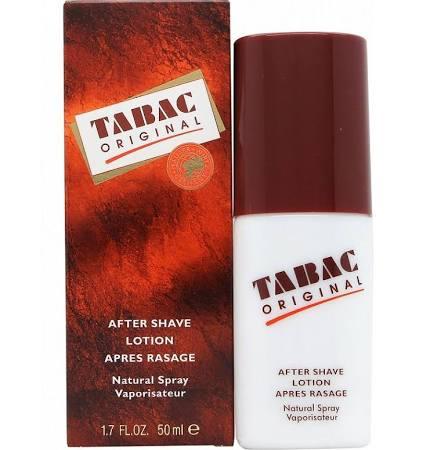Mäurer Wirtz Tabac Original Aftershave 50ml Splash 1