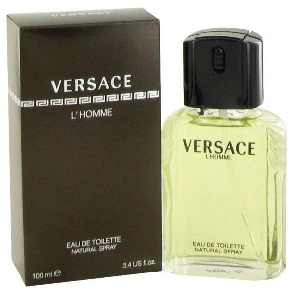 Versace L'Homme Eau De Toilette 100ml EDT Spray