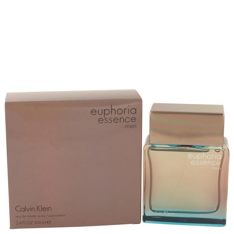 Calvin Klein Euphoria Essence Men Eau de Toilette 100ml EDT Spray