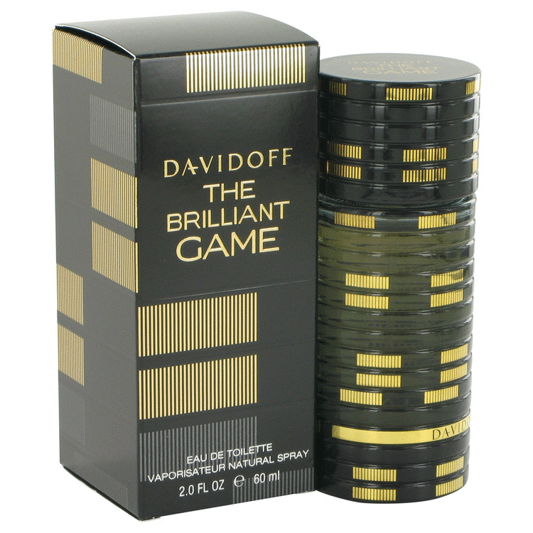 c06d9d7f The Brilliant Game Cologne by Davidoff 60ml EDT Spray