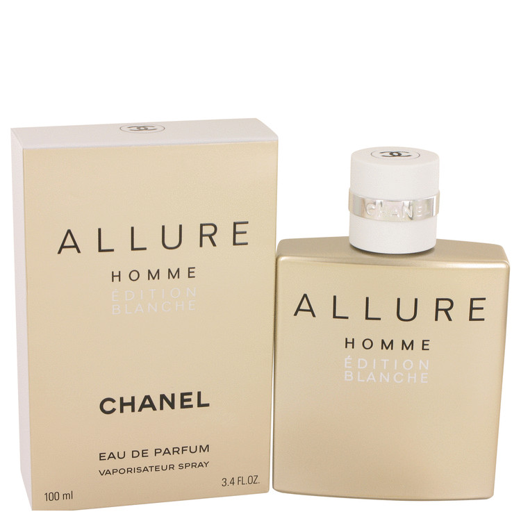 Chanel Allure Homme Edition Blanche 100ml Edp Spray Solippy