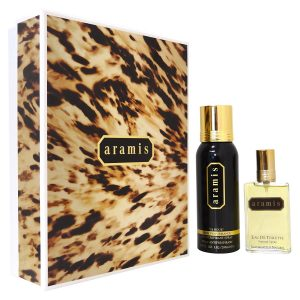 Aramis Aramis Gift Set 60ml EDT Spray + 200ml 24 Hour Antiperspirant Spray