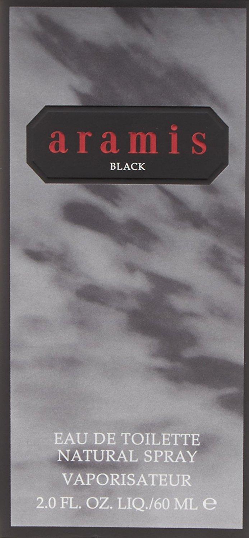 Aramis Black EDT 60ml Spray