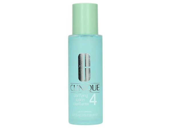 Clinique Cleansing Range Clarifying Lotion 200ml 4 Very Oily