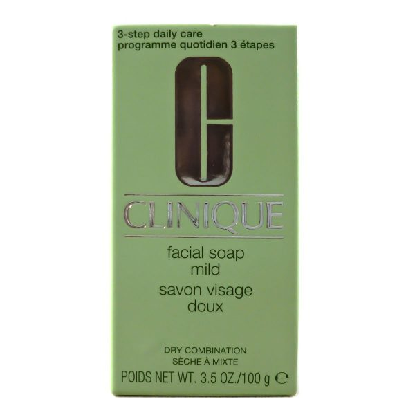 Clinique Cleansing Range Facial Soap 100g Mild Refill