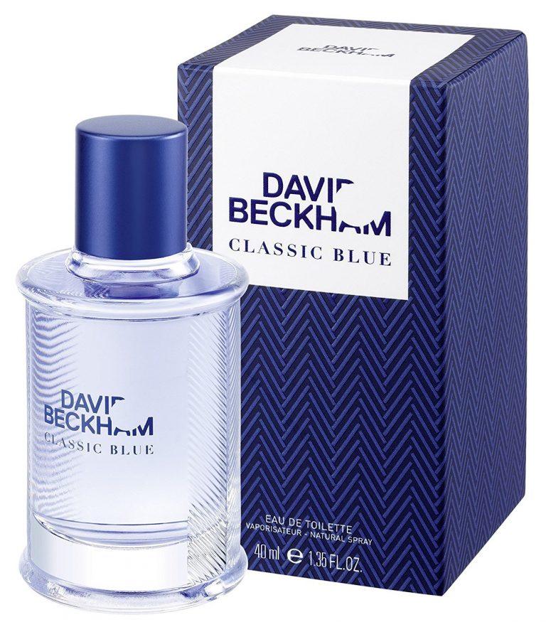 David Beckham Classic Blue EDT 40ml Spray