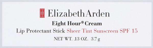 Elizabeth Arden Eight Hour Cream Lip Protectant Stick 3.7g x 3 SPF15