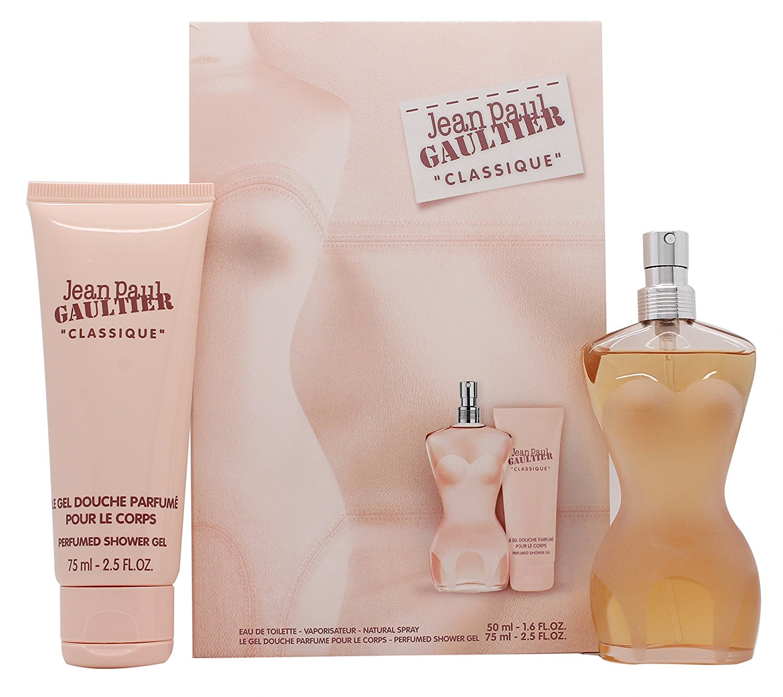 Gel Jean SprayBody Lotion 50ml Classique Gift Gaultier Paul Set Edt Shower xBordeC