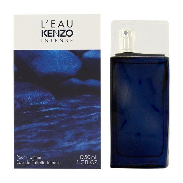 Kenzo LEau Kenzo Intense Pour Homme Eau de Toilette 50ml EDT Spray 1