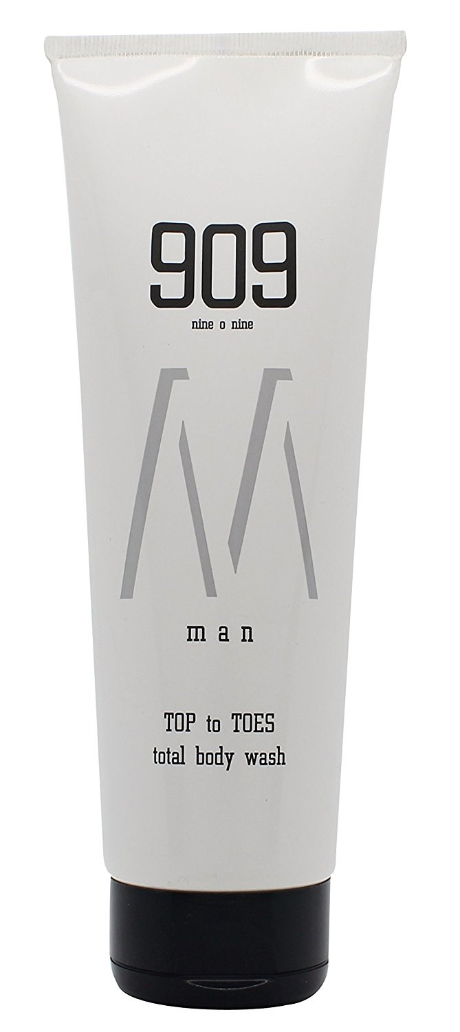 909 Top to Toes Man Bath \u0026 Shower Gel 250ml \u2013 SoLippy