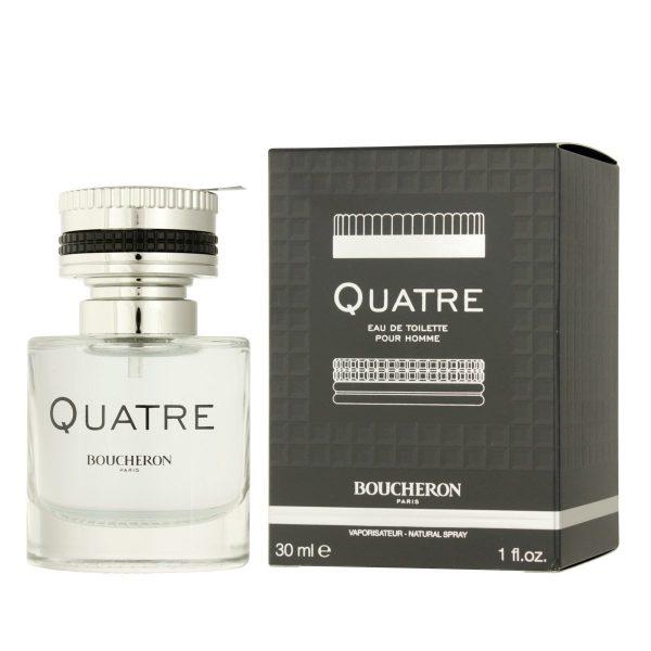 Boucheron Quatre Pour Homme Eau de Toilette 30ml Spray