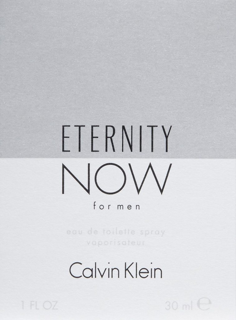 Calvin Klein Eternity Now For Men Eau de Toilette 30ml EDT Spray