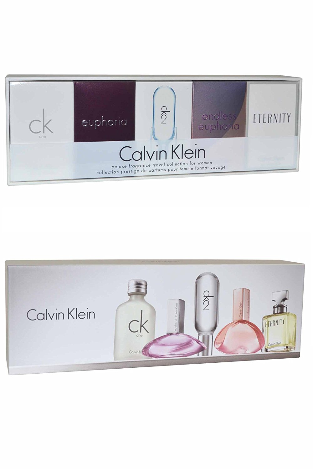 81399acb5134 Calvin Klein Women s Mini Gift Set 15ml Obsession EDP + 15ml Euphoria EDP +  15ml Eternity EDP + 15ml Endless Euphoria EDP