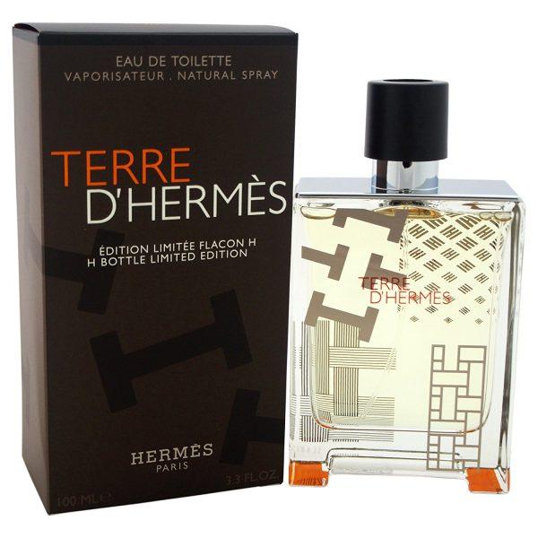 Hermes Terre DHermes Flacon H 2015 Edition Eau de Toilette 100ml EDT Spray