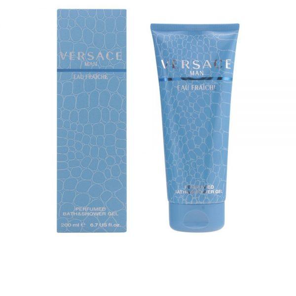 Versace Man Eau Fraiche Bath Shower Gel 200ml