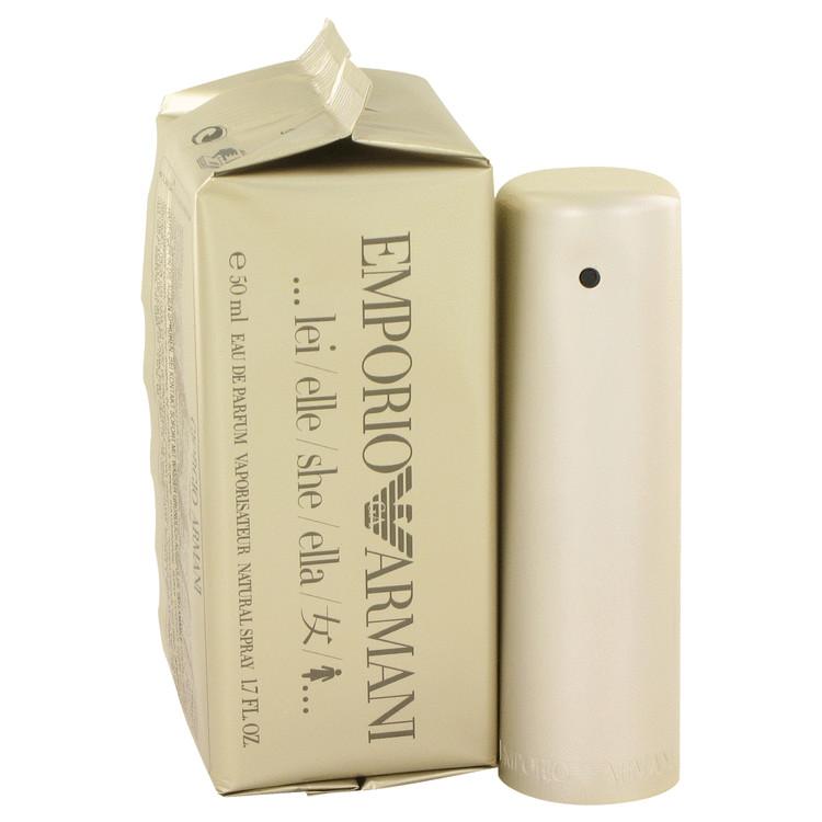50ml De Giorgio Edp Eau Emporio She Parfum Spray Armani NymnwOv80