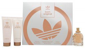 Adidas Born Original for Her Gift Set 50ml EDP + 75ml Body Lotion + 75ml Shower Gel