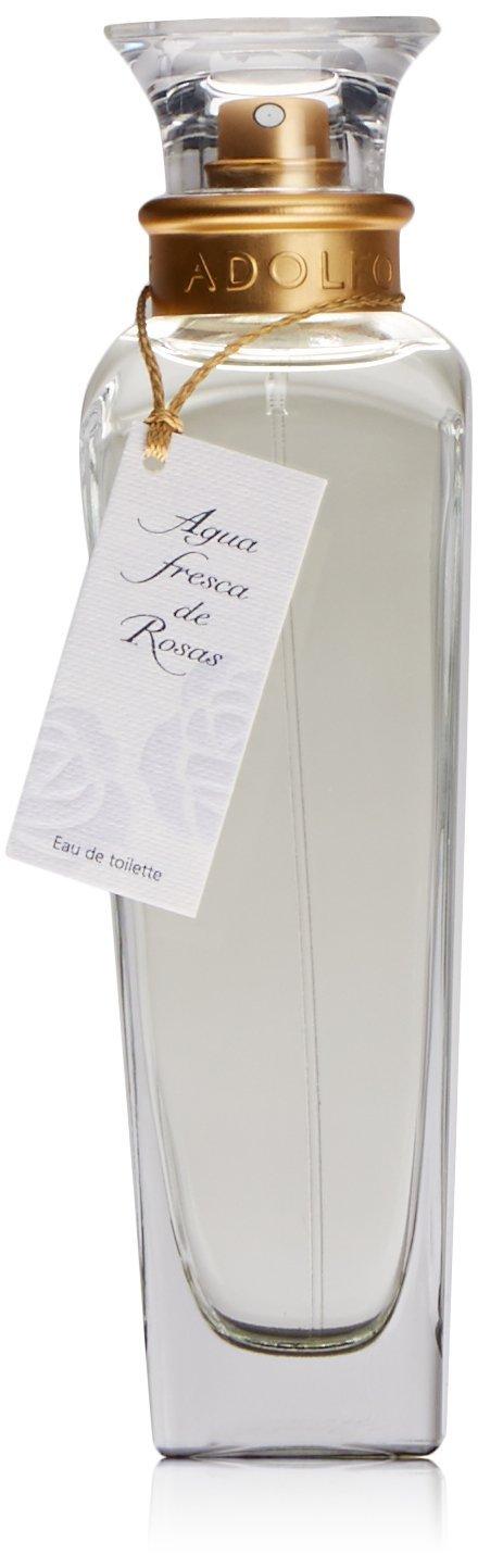 Adolfo Dominguez Agua Fresca de Rosas Eau De Toilette 120ml Spray