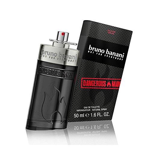 Bruno Banani Dangerous Man Eau de Toilette 50ml Spray