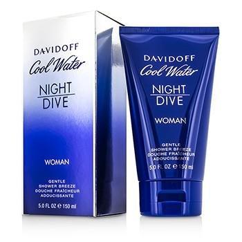 Davidoff Cool Water Night Dive Woman Shower Gel 150ml