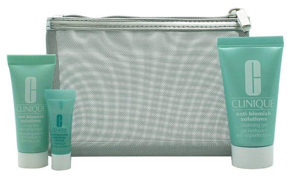 Clinique Anti Blemish Solutions Concern Kit Black Head Gift Set