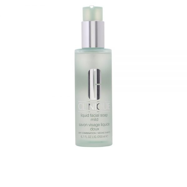 Clinique Cleansing Range Liquid Facial Soap 200ml Mild 1