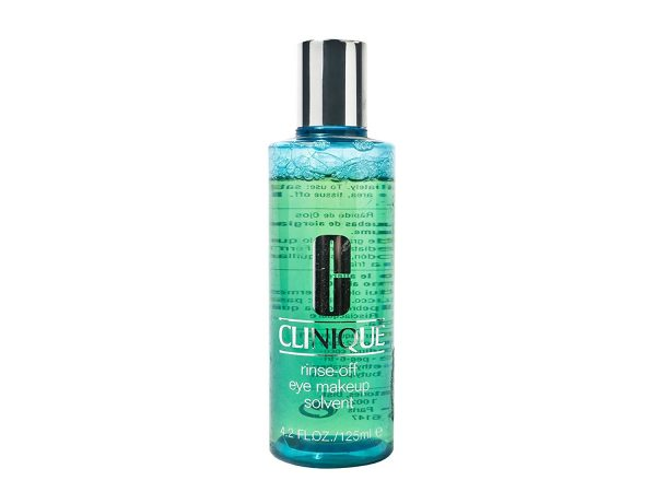 Clinique Cleansing Range Rinse Off Eye Makeup Solvent 125ml