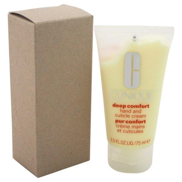 Clinique Deep Comfort Hand Cuticle Cream 75ml