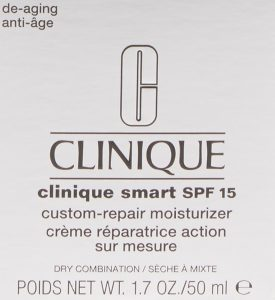 Clinique Smart Custom Repair SPF15 50ml - Dry:Combination Skin