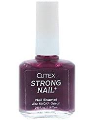 Cutex Strong Nail Enamel 14.7ml – Cornucopia