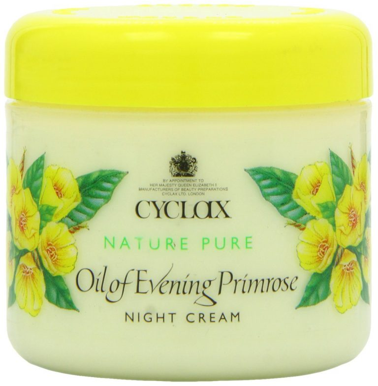 Cyclax Nature Pure Oil of Evening Primrose Night Cream 300ml