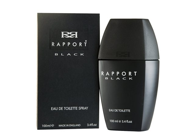 Dana Rapport Black Eau de Toilette 100ml EDT Spray