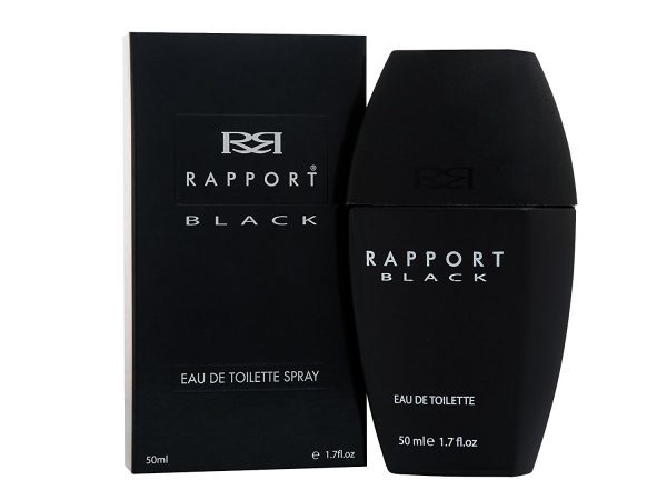 Dana Rapport Black Eau de Toilette 50ml Spray