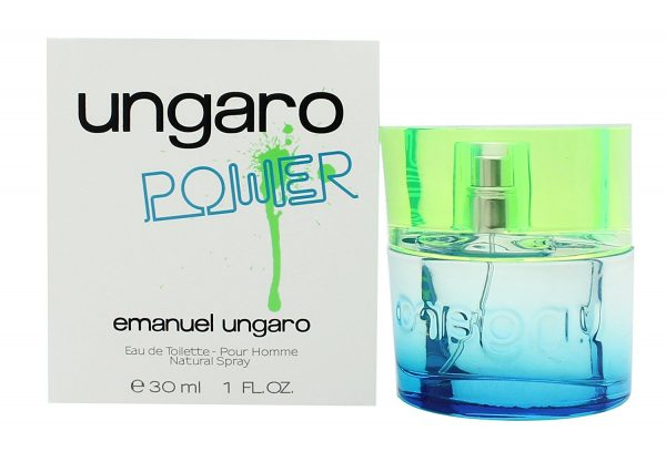 Emanuel Ungaro Power Eau de Toilette 30ml EDT Spray