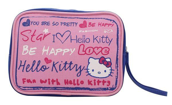 Hello Kitty Scribble Toiletry Bag