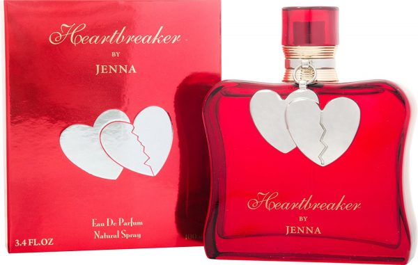 Jenna Jameson Heartbreaker by Jenna Eau de Parfum 100ml EDP Spray