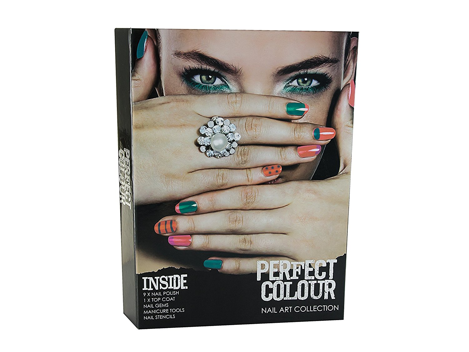 Jigsaw Perfect Colour Nail Art Collection Gift Set 23 Pieces