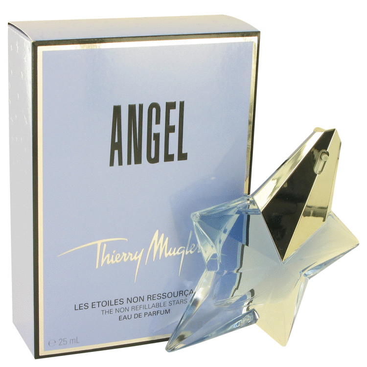 Thierry Mugler Angel Eau De Parfum With Couture Bracelet 25ml Edp
