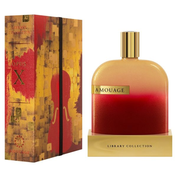 Amouage The Library Collection Opus X Eau de Parfum 100ml Spray
