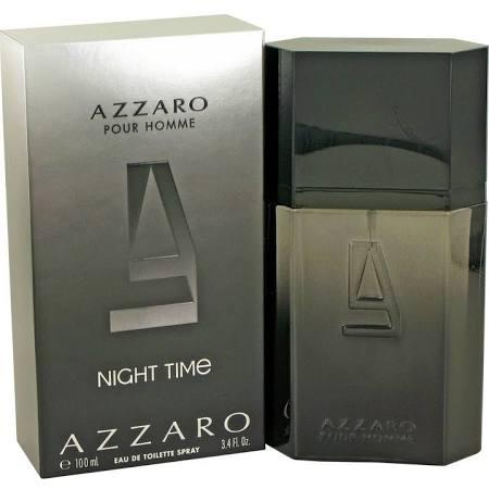 Azzaro Night Time Pour Homme Eau de Toilette 100ml EDT Spray