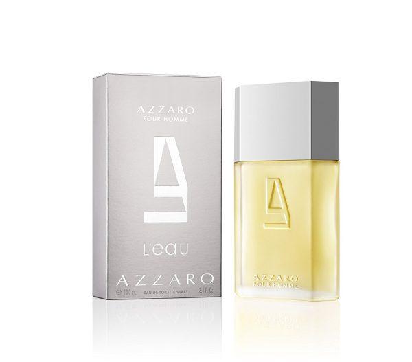 Azzaro Pour Homme LEau Eau de Toilette 100ml EDT Spray