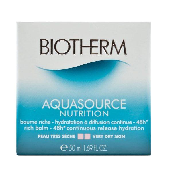 Biotherm Aquasource Creme Face Cream 50ml Dry Skin