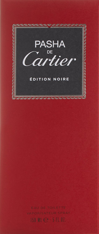 Cartier Pasha de Cartier Edition Noire Eau de Toilette 150ml Spray